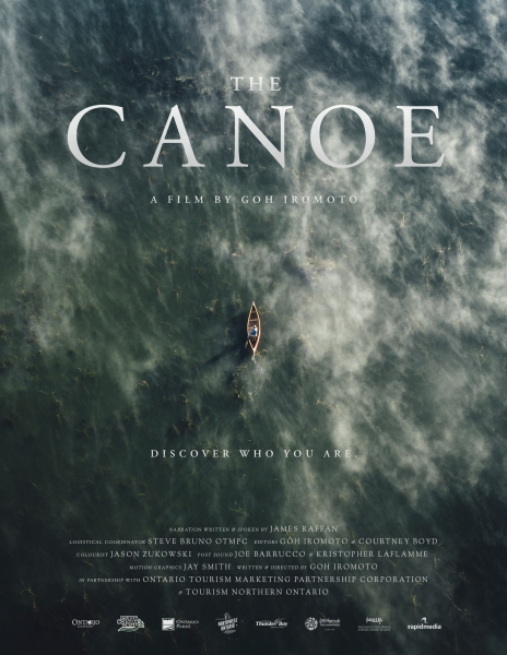THE CANOE_POSTER